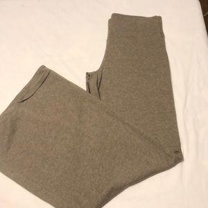 Wide Leg Stretch Pants